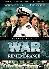 War and Remembrance - Poster / Capa / Cartaz - Oficial 1