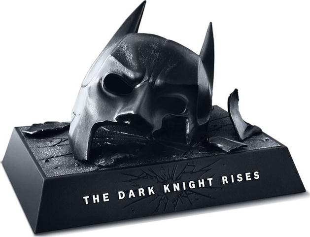 Edição especial em DVD de Batman - O Cavaleiro das Trevas Ressurge será lançada