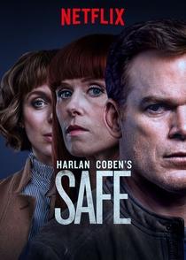 Safe - Poster / Capa / Cartaz - Oficial 1