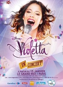 Violetta - O Show - Poster / Capa / Cartaz - Oficial 5