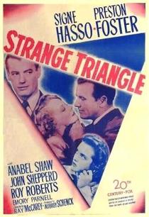 Strange Triangle - Poster / Capa / Cartaz - Oficial 1