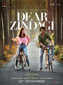 Dear Zindagi - Poster / Capa / Cartaz - Oficial 1
