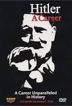 Hitler - Uma Carreira - Poster / Capa / Cartaz - Oficial 2