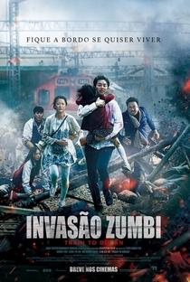 Invasão Zumbi - Poster / Capa / Cartaz - Oficial 2