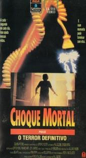 Choque Mortal - Poster / Capa / Cartaz - Oficial 2