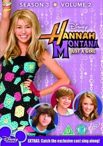 Hannah Montana (3ª Temporada) - Poster / Capa / Cartaz - Oficial 1