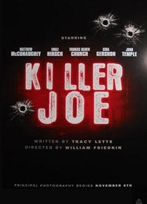 Killer Joe - Matador de Aluguel - Poster / Capa / Cartaz - Oficial 7