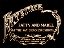 Fatty and Mabel at the San Diego Exposition - Poster / Capa / Cartaz - Oficial 1