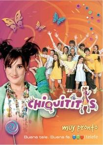 Chiquititas 2008 - Poster / Capa / Cartaz - Oficial 1