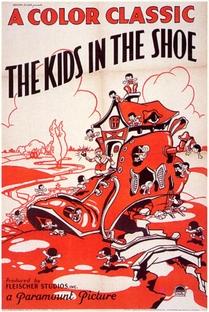 As Crianças no Sapato - Poster / Capa / Cartaz - Oficial 1