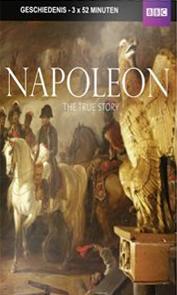 Napoleão – A Verdadeira História - Poster / Capa / Cartaz - Oficial 1