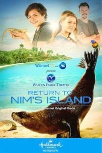De Volta a Ilha da Imaginação - Poster / Capa / Cartaz - Oficial 2