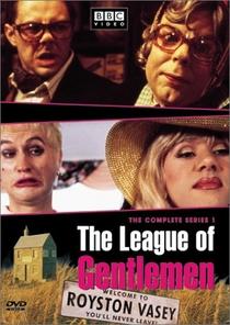 A Liga dos Cavalheiros (1ª Temporada) - Poster / Capa / Cartaz - Oficial 1
