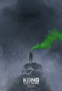 Kong: A Ilha da Caveira - Poster / Capa / Cartaz - Oficial 12