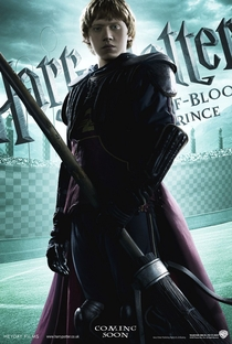 Harry Potter e o Enigma do Príncipe - Poster / Capa / Cartaz - Oficial 20