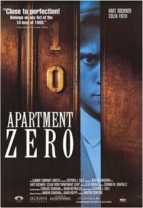 Apartamento Zero - Poster / Capa / Cartaz - Oficial 1