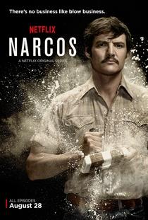 Narcos (1ª Temporada) - Poster / Capa / Cartaz - Oficial 4