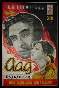 Aag - Fogo - Poster / Capa / Cartaz - Oficial 1