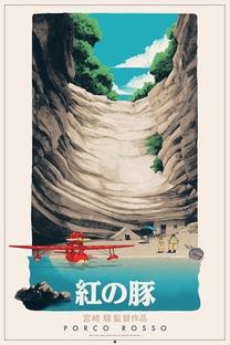 Porco Rosso: O Último Herói Romântico - Poster / Capa / Cartaz - Oficial 40