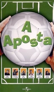 A Aposta  - Poster / Capa / Cartaz - Oficial 2