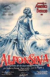 Alfonsina - Poster / Capa / Cartaz - Oficial 2