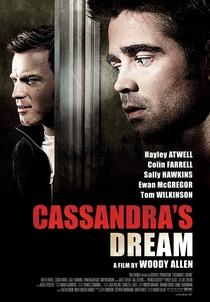 O Sonho de Cassandra - Poster / Capa / Cartaz - Oficial 3