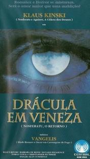 Drácula em Veneza - Poster / Capa / Cartaz - Oficial 2