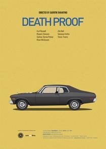 À Prova de Morte - Poster / Capa / Cartaz - Oficial 11