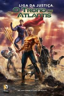Liga da Justiça: Trono de Atlantis - Poster / Capa / Cartaz - Oficial 2