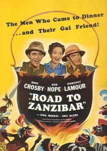 A Tentação de Zanzibar - Poster / Capa / Cartaz - Oficial 2