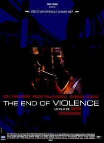 O Fim da Violência - Poster / Capa / Cartaz - Oficial 1