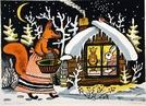 A Raposa e o Coelho (Лиса и заяц)