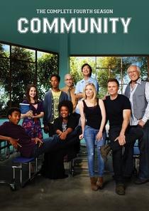 Community (4ª Temporada) - Poster / Capa / Cartaz - Oficial 2