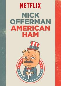 Nick Offerman: Presunto Americano - Poster / Capa / Cartaz - Oficial 1