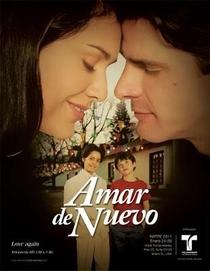 Amar de Nuevo - Poster / Capa / Cartaz - Oficial 1