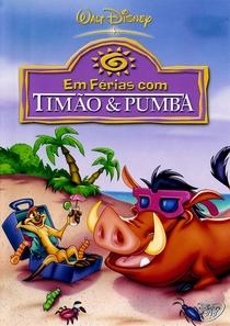 Em Férias com Timão e Pumba - Poster / Capa / Cartaz - Oficial 1