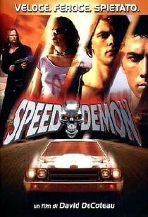 Speed Demon - Poster / Capa / Cartaz - Oficial 3
