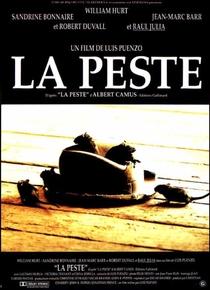 A Peste de Camus - Poster / Capa / Cartaz - Oficial 1