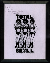 Total Skull - Poster / Capa / Cartaz - Oficial 1