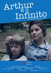 Arthur e o Infinito - Poster / Capa / Cartaz - Oficial 1