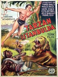 Tarzan em Istambul - Poster / Capa / Cartaz - Oficial 1