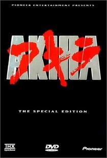 Akira - Poster / Capa / Cartaz - Oficial 6