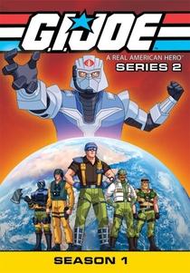 G.I. Joe:Operation Dragonfire (season 1) - Poster / Capa / Cartaz - Oficial 1