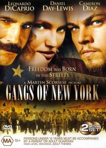 Gangues de Nova York - Poster / Capa / Cartaz - Oficial 8