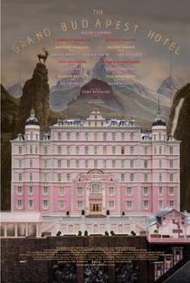 O Grande Hotel Budapeste - Poster / Capa / Cartaz - Oficial 1
