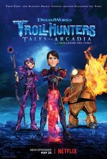 Caçadores de Trolls (3ª Temporada) - Poster / Capa / Cartaz - Oficial 1