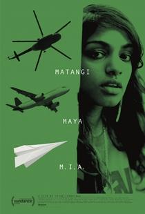 Matangi / Maya / M.I.A. - Poster / Capa / Cartaz - Oficial 1