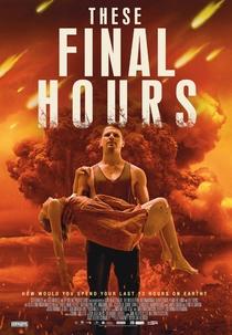 As Horas Finais - Poster / Capa / Cartaz - Oficial 7
