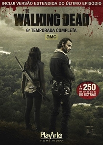 The Walking Dead (6ª Temporada) - Poster / Capa / Cartaz - Oficial 5