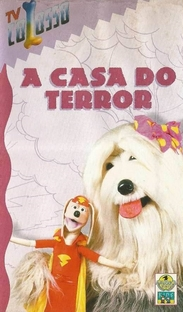 TV Colosso - A Casa do Terror - Poster / Capa / Cartaz - Oficial 1